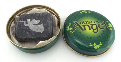 Connemara Marble Pocket Angel Stone - Photo Museum Store Company