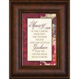 A Mom's Love - Mini Framed Print / Wall Art - Photo Museum Store Company