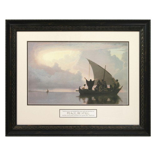 Peace, Be Still - Framed Print / Wall Art - Photo Museum Store Company
