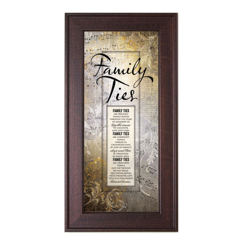 Family Ties  - Framed Print / Wall Art - Photo Museum Store Company