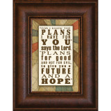 For I Know - Mini Framed Print / Wall Art - Photo Museum Store Company