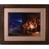 Light of the World Framed Art by Artist Greg Olsen - Photo Museum Store Company