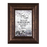 Mount Of The Lord - Mini Framed Print / Wall Art - Photo Museum Store Company