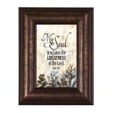 My Soul - Mini Framed Print / Wall Art - Photo Museum Store Company