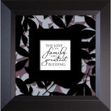 Love Of A Family - Truth Squared - Framed Print / Wall Art - Photo Museum Store Company