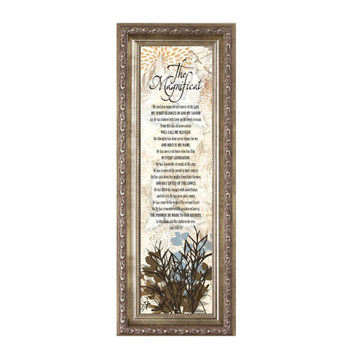 Magnificat - Framed Print / Wall Art - Photo Museum Store Company