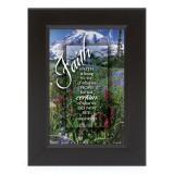 Faith-Now Faith Shadow Box - Framed Print / Wall Art - Photo Museum Store Company