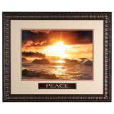 Sunset Waves - Framed Print / Wall Art - Photo Museum Store Company