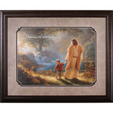 Little Things - Framed Print / Wall Art by artist Greg Olsen - Photo Museum Store Company