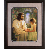 Saviors Love - Framed Print / Wall Art by artist Greg Olsen - Photo Museum Store Company