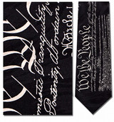 We The People Necktie - Museum Store Company Photo