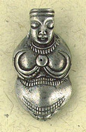 Ishtar Pendant on Cord : The Goddess Collection - Photo Museum Store Company