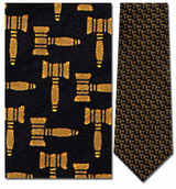 Gavels Repeat, Judge Necktie - Museum Store Company Photo