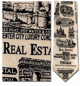 Real Estate For Sale Necktie - Museum Store Company Photo