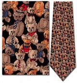 Teddy Bears, 100th Anniversary Necktie - Museum Store Company Photo
