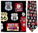 Route 66 - Retro Series Necktie - Museum Store Company Photo