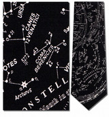 The Constellations Necktie - Museum Store Company Photo