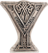 Manuscript Letter Y - Illuminated Ancient Ornate Irish Manuscripts - Museum Store Company Photo