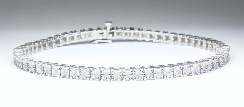 Museum Company Four Seasons One Carat Diamond Bracelet - Museum Store Company Photo