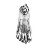Right Foot Anatomical Jewelry Pendant - Anatomy & Medicine - Museum Store Company Photo