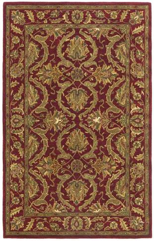 William Morris - Burg / Burg Rug : Persian Tufted Collection - Photo Museum Store Company