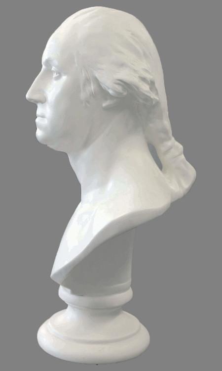 George Washington,  Jean-Antoine Houdon in 1785 - Photo Museum Store Company