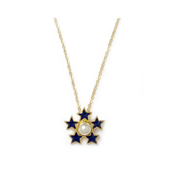 Stars of Freedom Pendant - Museum Shop Collection - Museum Company Photo