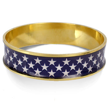 Stars Bangle - Museum Shop Collection - Museum Company Photo