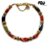 Banded Agate Bracelet - Museum Shop Collection - Museum Company Photo
