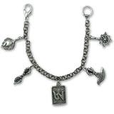Tibetan Amulet Charm Bracelet - Museum Shop Collection - Museum Company Photo