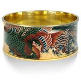 Hokusai Phoenix Bangle - Museum Shop Collection - Museum Company Photo