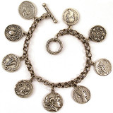 Roman Coin Bracelet - Museum Shop Collection - Museum Company Photo