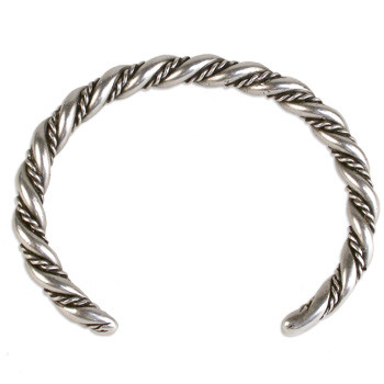 Viking Twisted Rope Cuff - Museum Shop Collection - Museum Company Photo