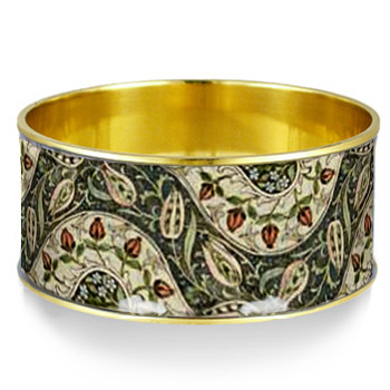 Rosebuds Bangle - Museum Shop Collection - Museum Company Photo