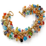 Mosaic Chip Bracelet - Museum Shop Collection - Museum Company Photo