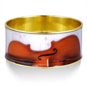 Violin bangle - Museum Shop Collection - Museum Company Photo
