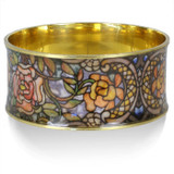 Tiffany Rose Window Bangle - Museum Shop Collection - Museum Company Photo