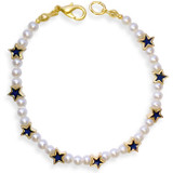 Star and Pearl Bracelet - Museum Shop Collection - Museum Company Photo