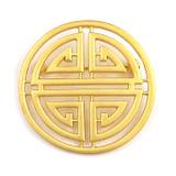 Shou Symbol Brooch - Museum Shop Collection - Museum Company Photo