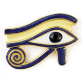 Eye of Horus Brooch/Pendant - Museum Shop Collection - Museum Company Photo