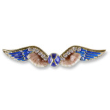 Faberge Winged Scarab Brooch - Museum Shop Collection - Museum Company Photo