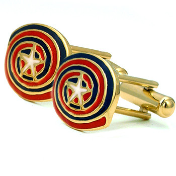 America United Cufflinks - Museum Shop Collection - Museum Company Photo