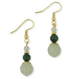 Jade Dragon earrings - Museum Shop Collection - Museum Company Photo