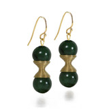 Feng Shui Earrings - Museum Shop Collection - Museum Company Photo