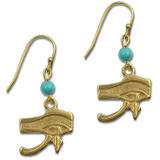 Eye of Horus Earrings - Museum Shop Collection - Museum Company Photo