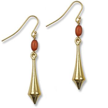 Pendulum Drop Earrings - Museum Shop Collection - Museum Company Photo