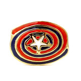 America United Lapel Pin - Museum Shop Collection - Museum Company Photo