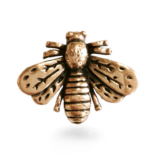Napoleonic Bee Lapel Pin - Museum Shop Collection - Museum Company Photo