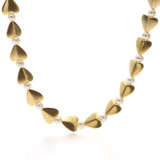 Bactrian Heart Necklace - Museum Shop Collection - Museum Company Photo