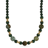 Feng Shui Necklace - Museum Shop Collection - Museum Company Photo